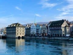 What's On In Zurich End of February Early March 2020