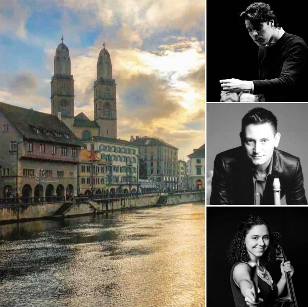 Artists for Australia Benefit concert Grossmünster Zurich
