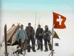 Greenland 1912 Exhibition At The Landesmuseum Zurich