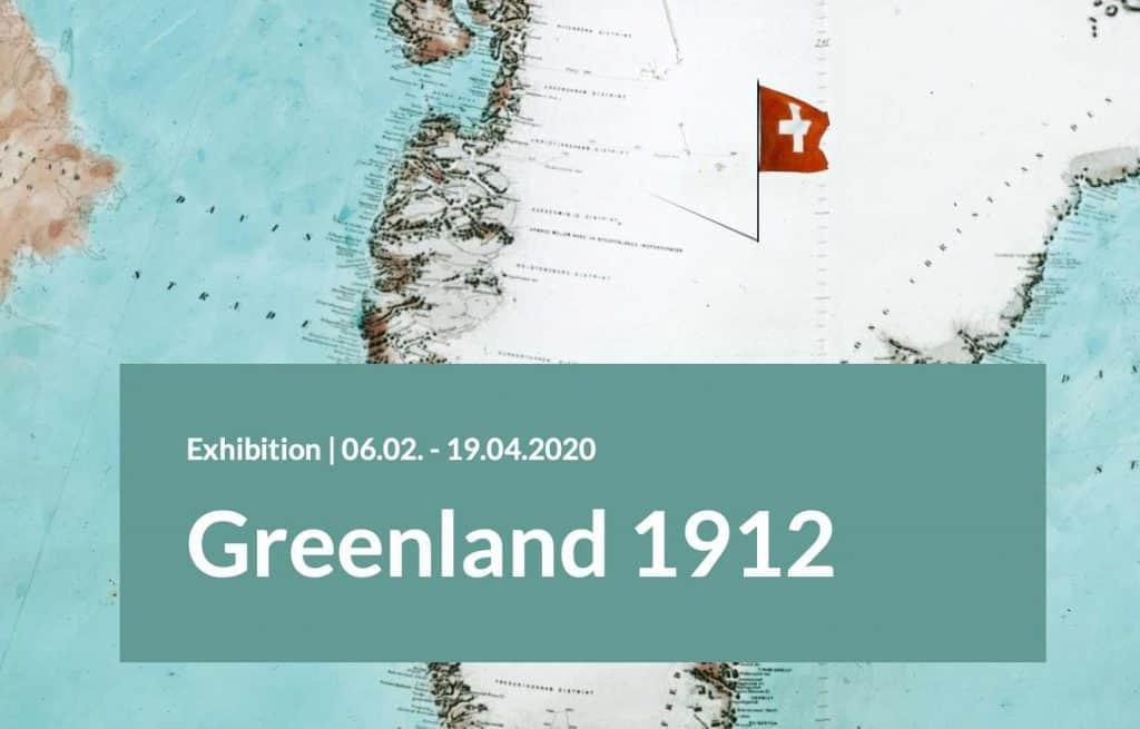 Greenland 1912 Exhibition At The Landesmuseum Zurich Photo copyright ETH Zurich