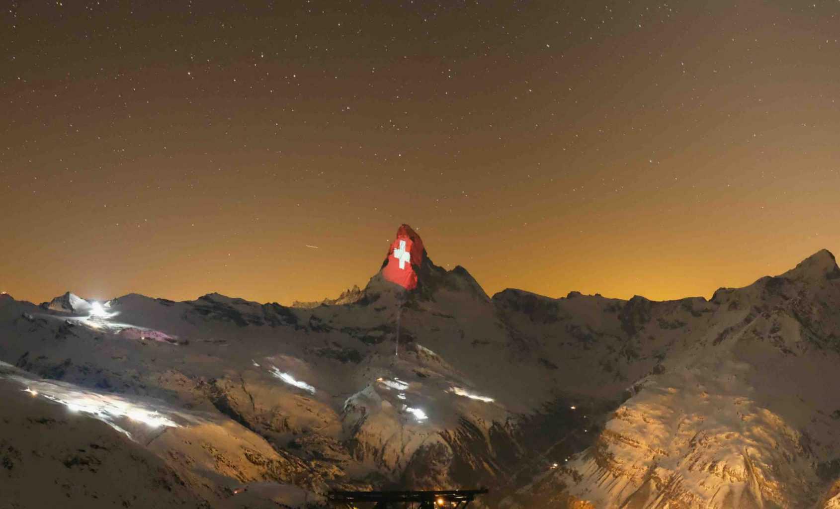 Gerry Hofstetter Zermatt Corona Illuminations