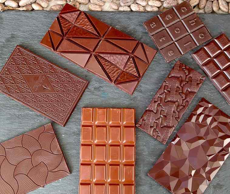 Small batch chocolate