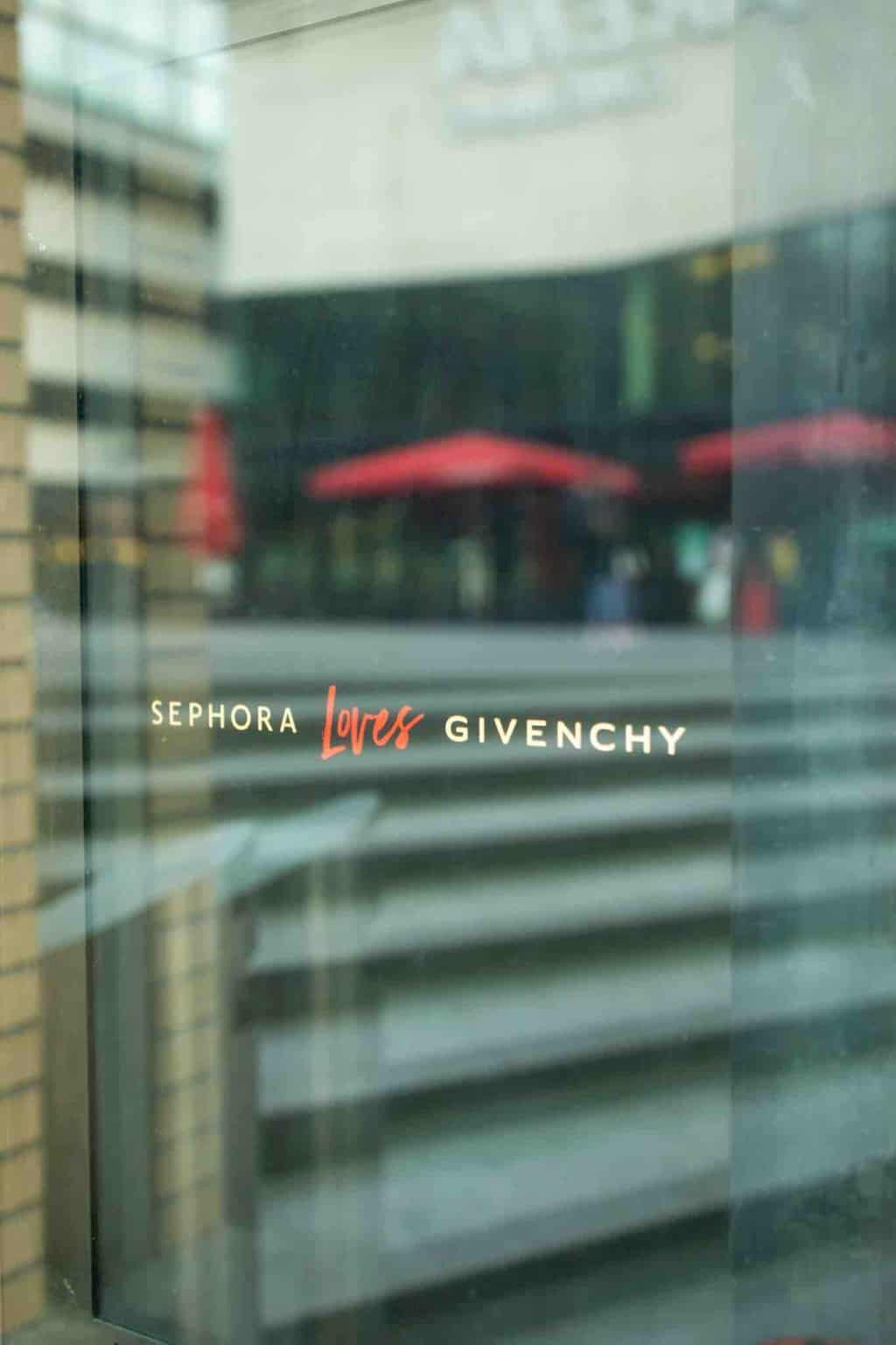Givenchy Make Up, Beauty & Perfume Now at Sephora Switzerland