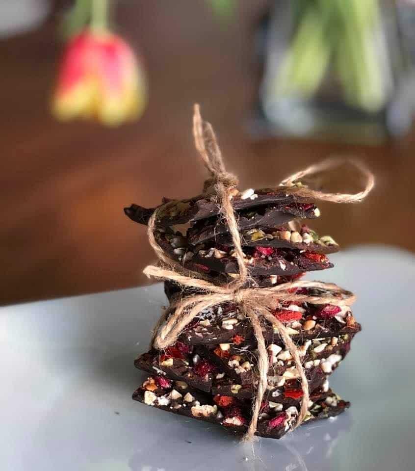 A Perfect Combination: Yoga & Chocolate at Hotel Opera
