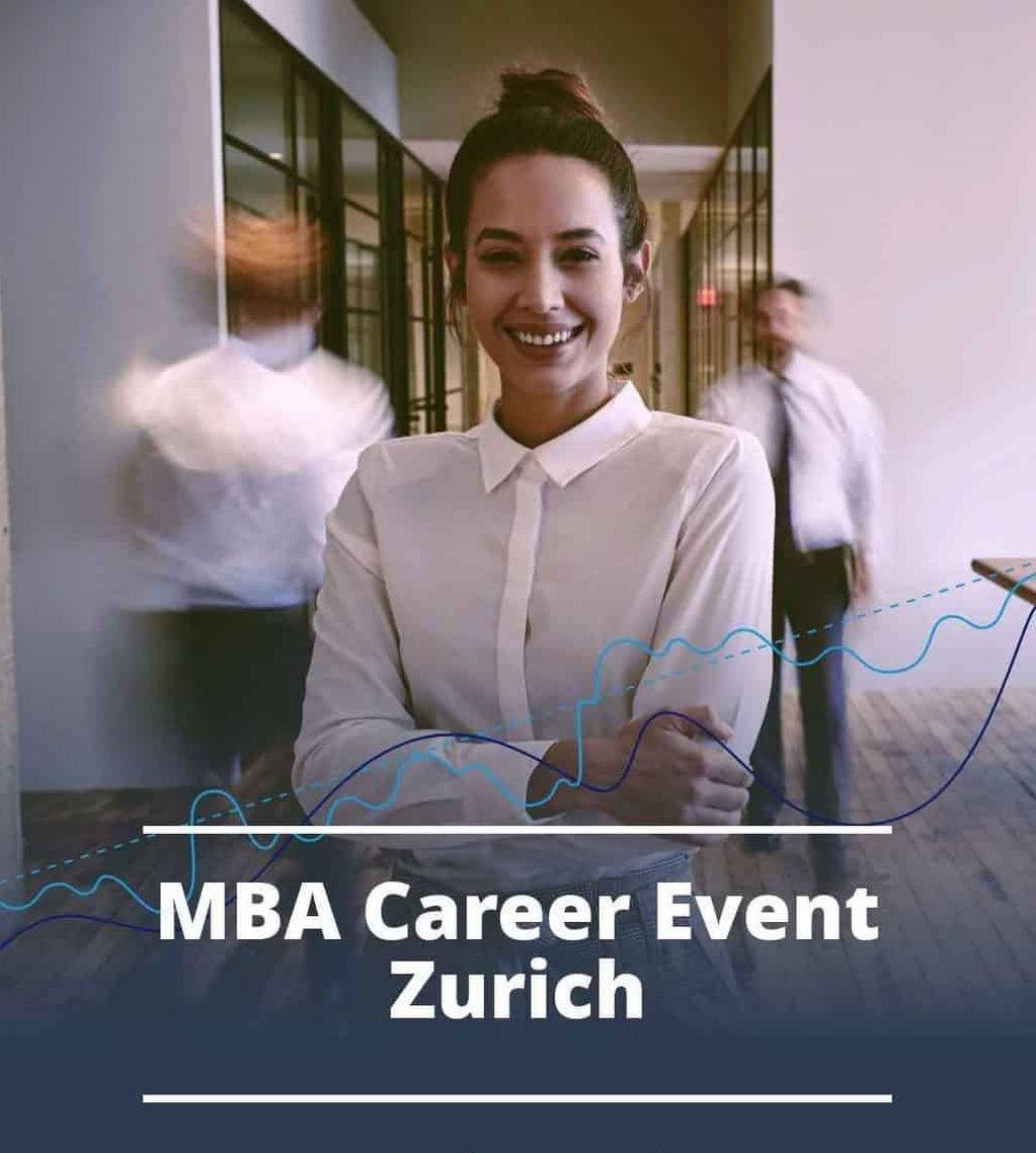 QS MBA EVENT ZURICH