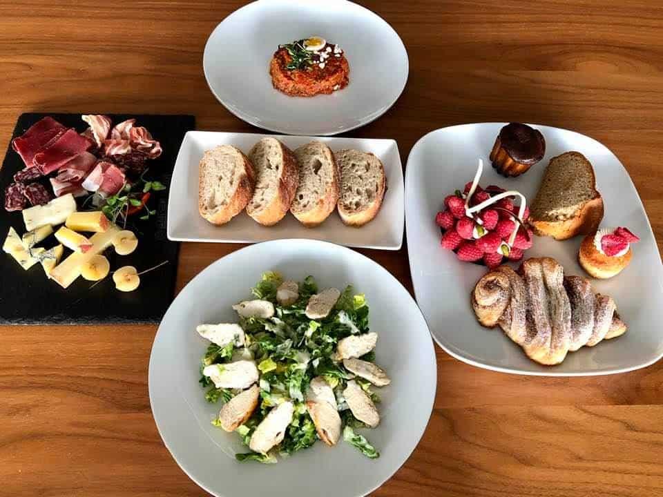 Gourmet TakeAways at the Dolder Grand Drive-Through