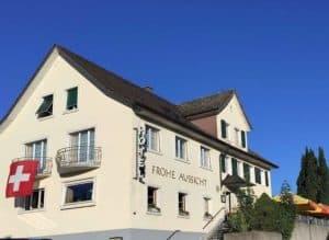 Frohe Aussicht Restaurant Zumikon