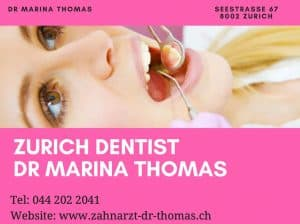 Dr Marina Thomas Dentist