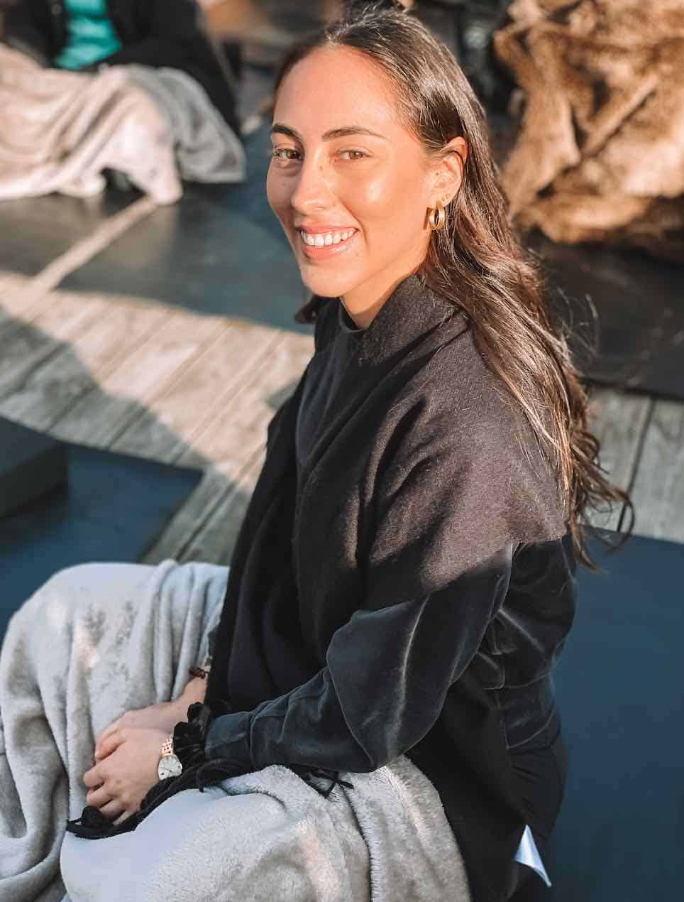 Yoga with Geraldine Antoinette Hotel Opera