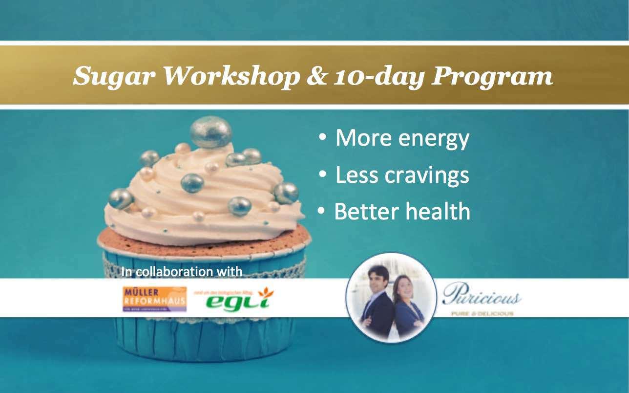 Puricious Sugar Free Workshops