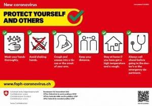 Corona Virus health recommendation s