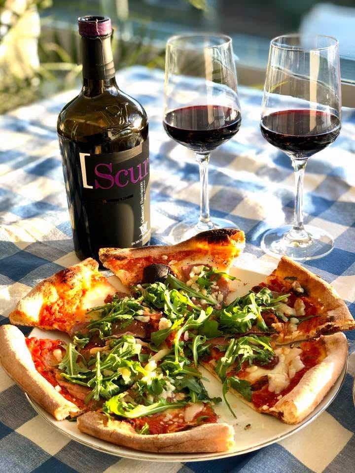 New! Delicious Pizza To Go From Pizza Molino