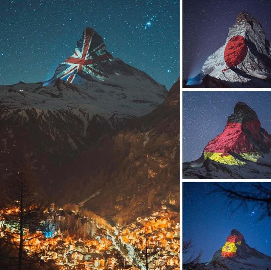 Matterhorn Photos by Gabriel Perren