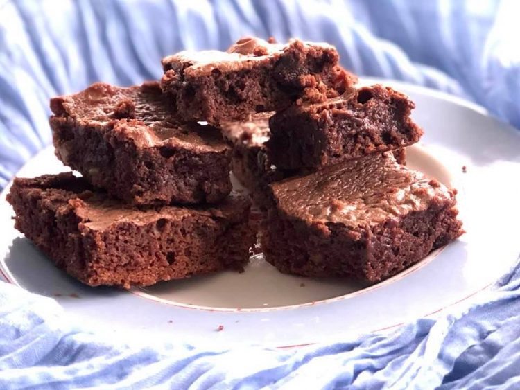 Nutella Brownies - Quick & Easy Recipe with Just 4 Ingredients