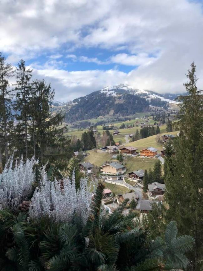 A Fabulous Stay at Hotel The Alpina Gstaad