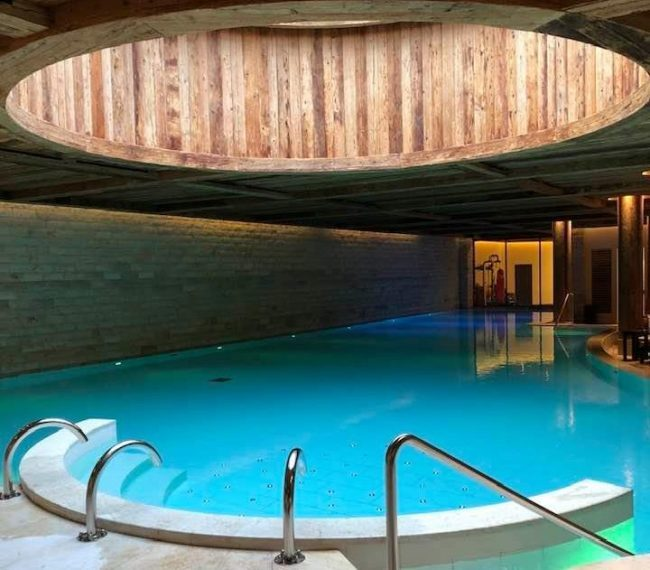 Six Senses Spa and Wellness The Alpina Gstaad