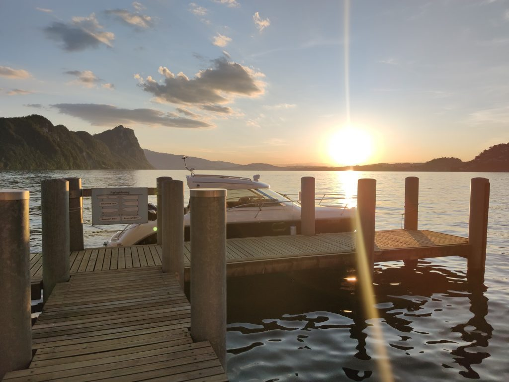 Relax And Chill At The Hotel Vitznauerhof On Lake Lucerne