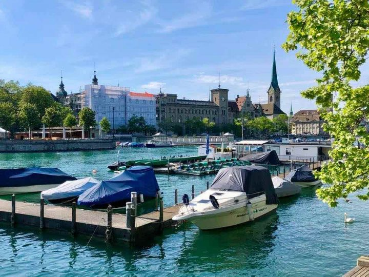 What's On In Zurich Mid May 2020 Onwards