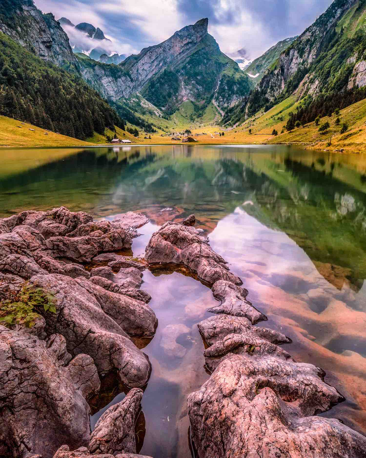 Seealpsee Switzerland by Swiss School of Photography Photography Courses