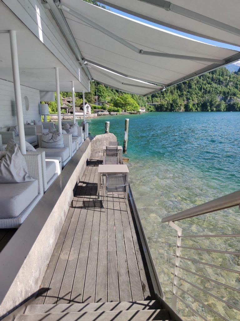 Sens Michelin Star Restaurant Hotel Vitznauerhof