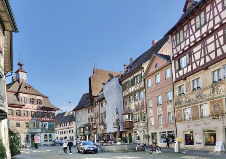 A Trip to the Pretty Little Town of Stein am Rhein