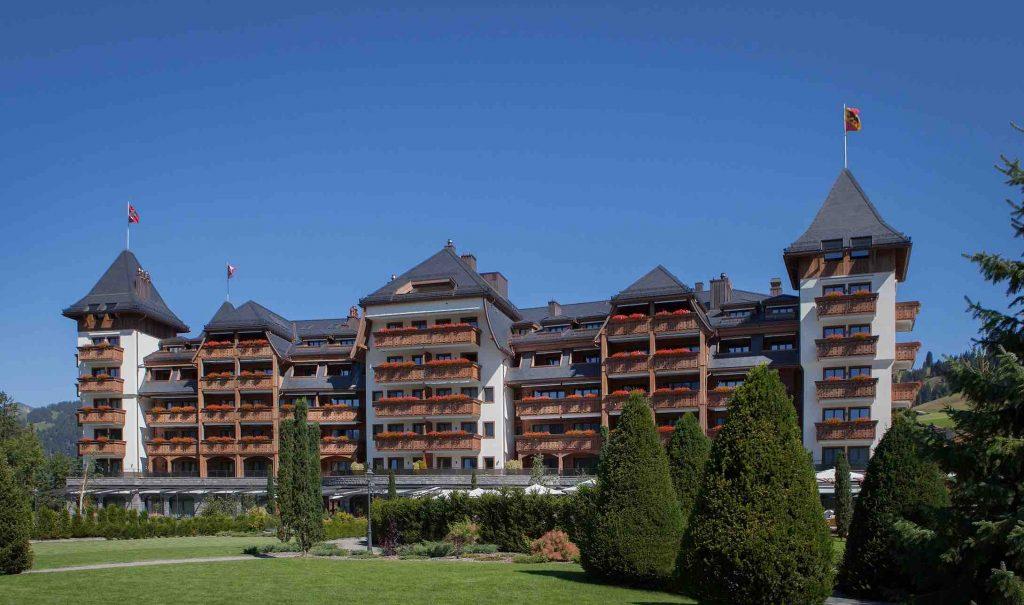 Hotel The Alpina Gstaad Switzerland