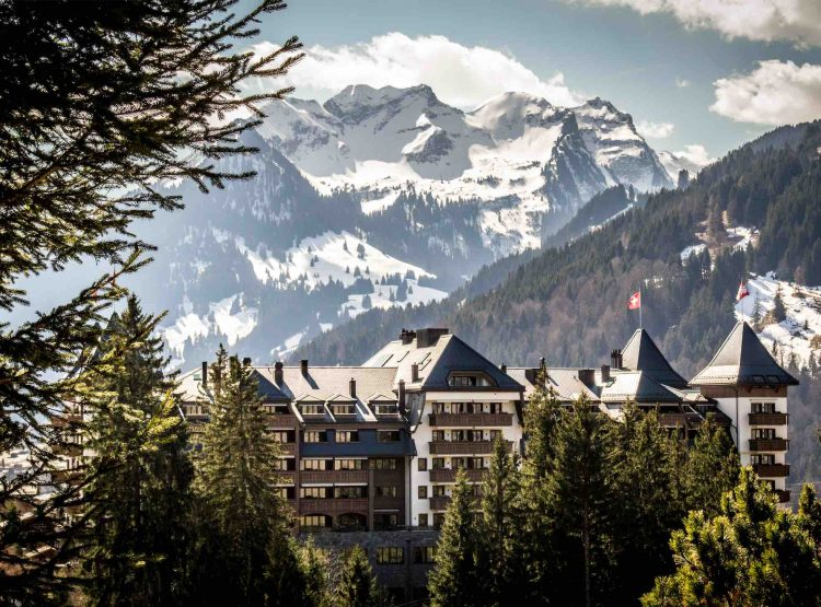 Hotel The Alpina Gstaad Switzerland