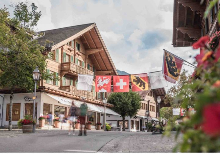 "Gstaad Copyright of ""Destination Gstaad"""