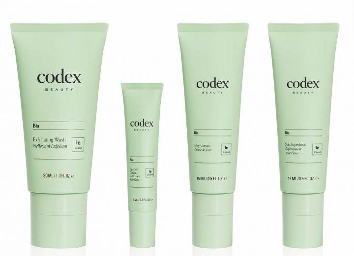 Organic Skincare from Codex Bia of Ireland
