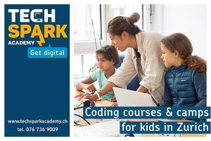 Techspark advertising image