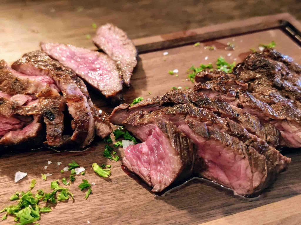 Beef at Williams ButchersTable Bellevue Zurich