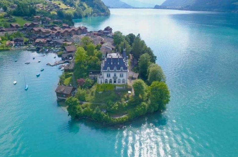 Schloss Seeburg Lake Brienz