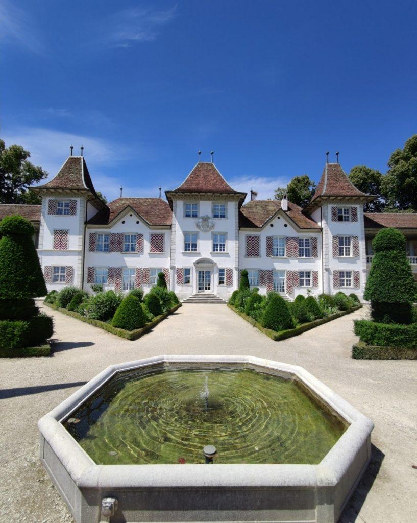 Waldegg Castle - Schloss Waldegg near Solothurn