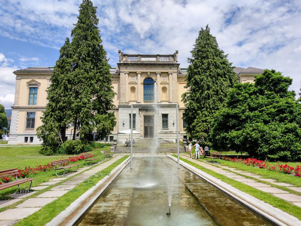 The Kunstmuseum – Art Museum Solothurn