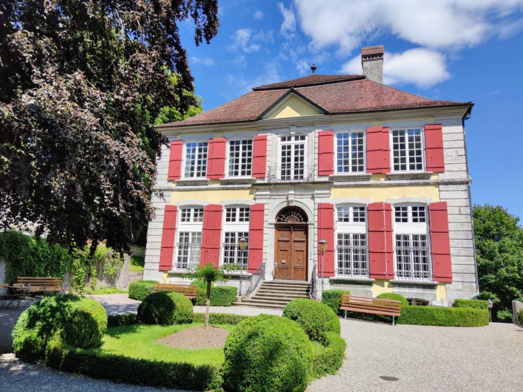 Schloss Blumenstein Museum Solothurn