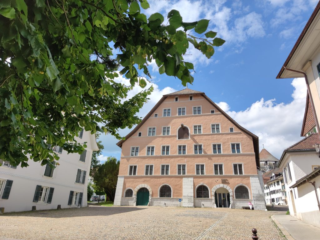 The Zeughaus – Arsenal Solothurn