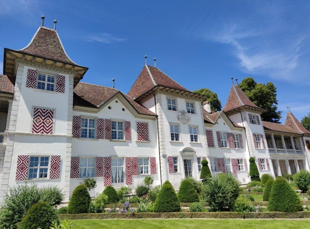 Waldegg Castle - Schloss Waldegg Solothurn