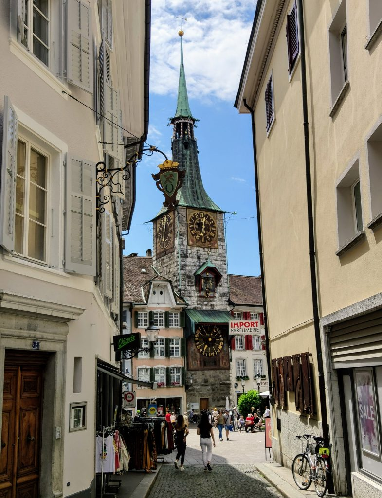 Views of Solothurn