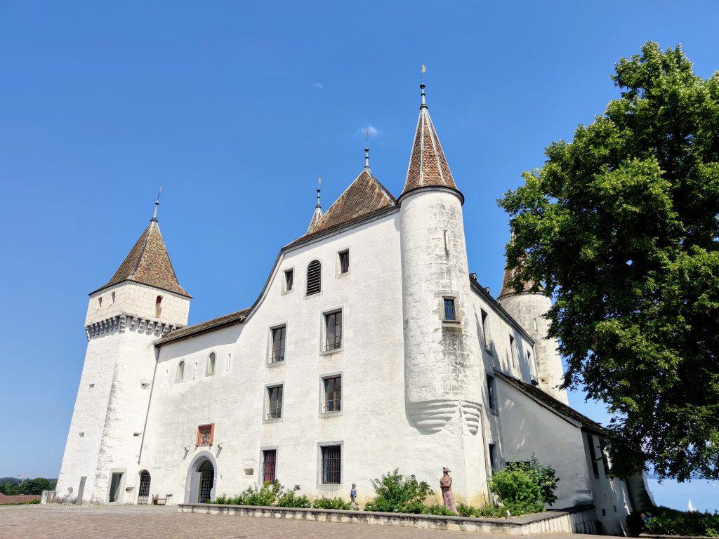 Chateau de Nyon – Nyon Castle