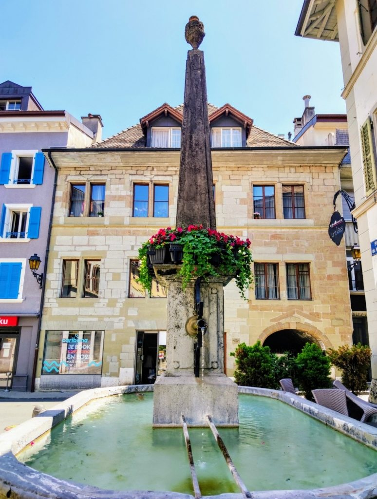 Top Things to See And Do In Nyon