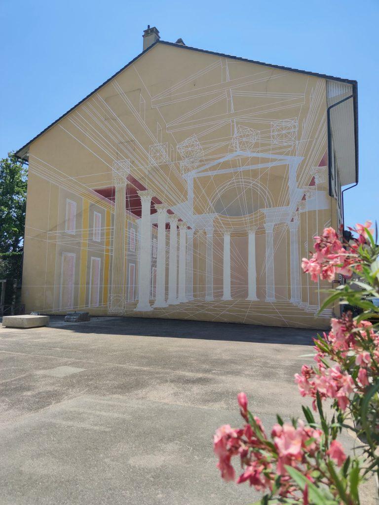 Roman Museum in Nyon Switzerland