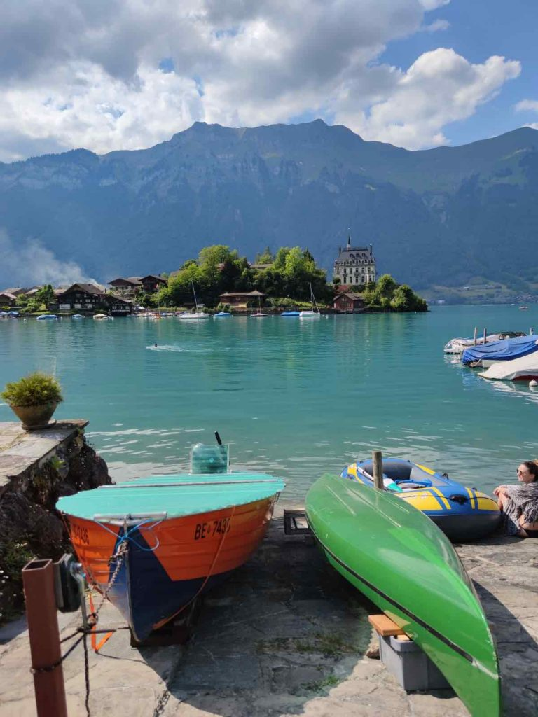 A Trip To Iseltwald Lake Brienz