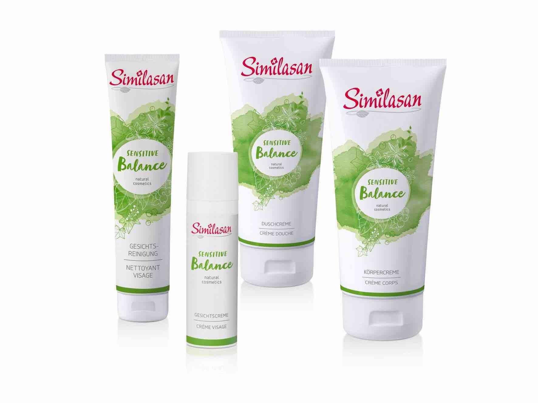 Similasan Natural Swiss Sensitive Skincare