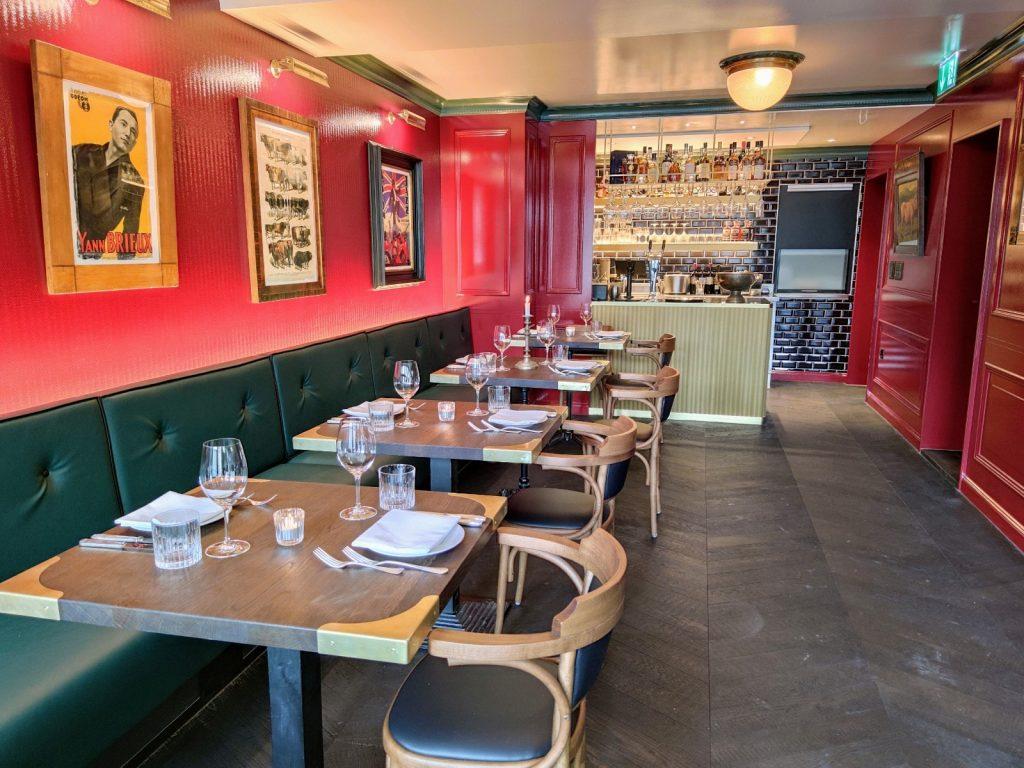 Williams ButchersTable Restaurant Bellevue Zurich