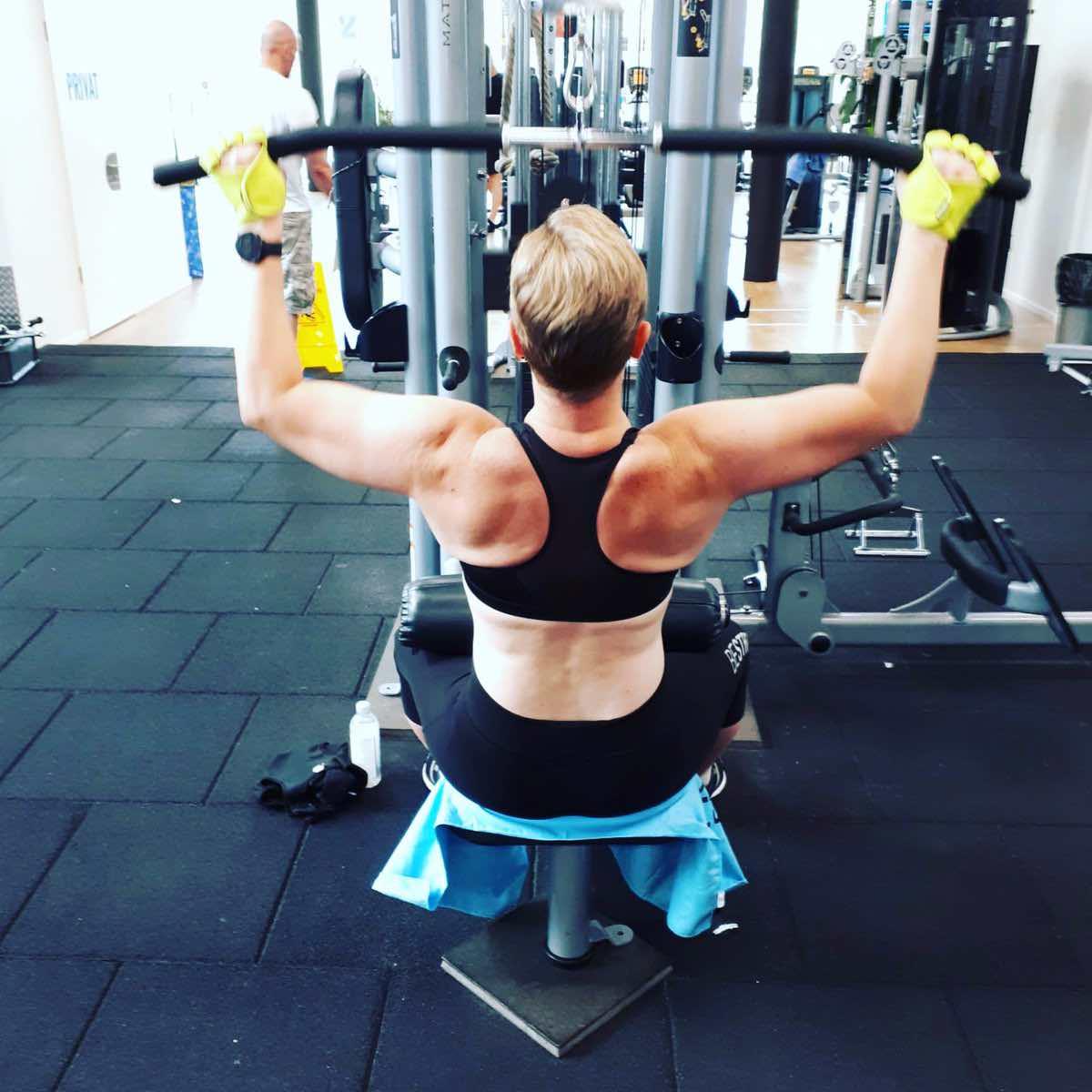 Leanne Levitt Personal Trainer Zurich