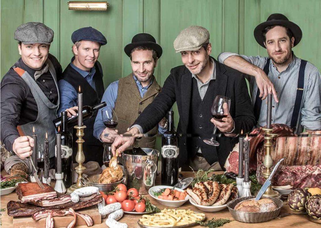 Latest Williams ButchersTable Steak Restaurant Opens in Zurich