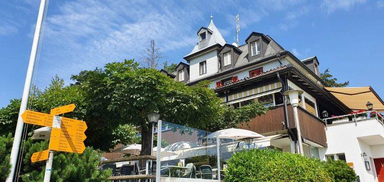 Hochwacht Restaurant Pfannenstiel