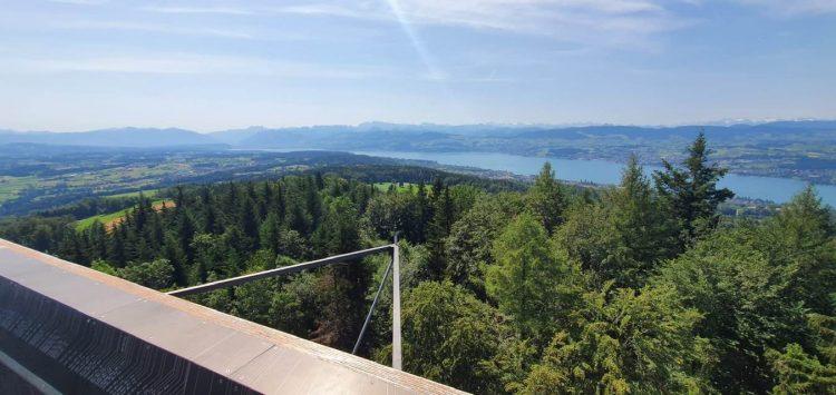 Viewing Tower on the Pfannenstiel