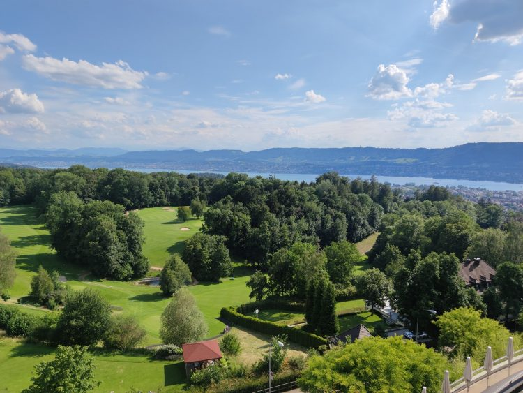 views The Dolder Grand Zurich - A perfect Place To Celebrate !