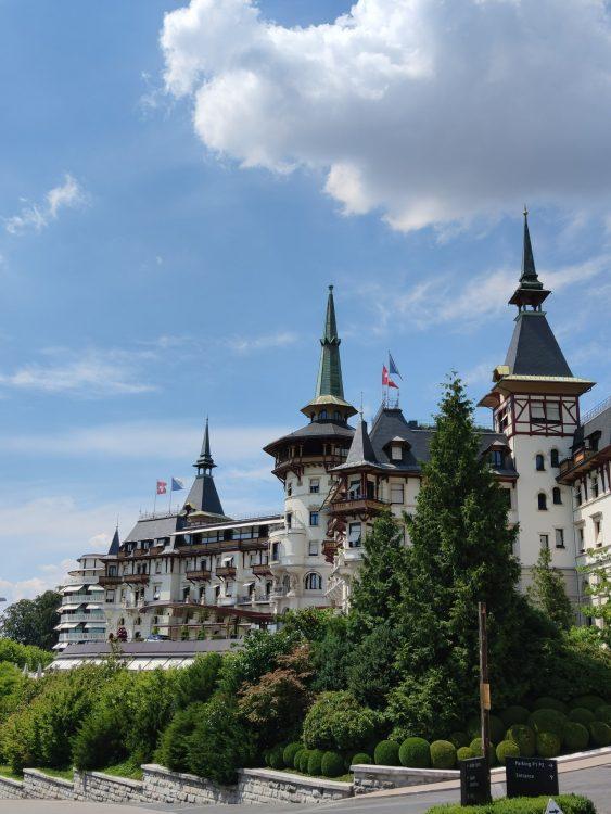 hotel the Dolder Grand Zurich